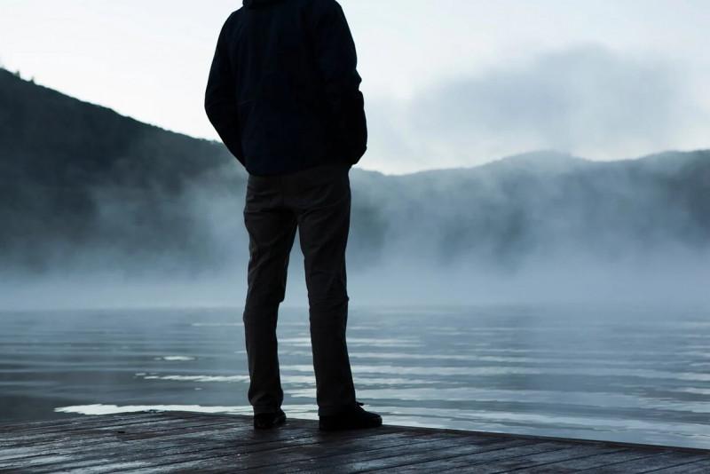 Только озеро и ты