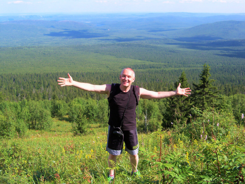 Всех люблю и обнимаю! Ваш инструктор по туризму - Артём Калинин