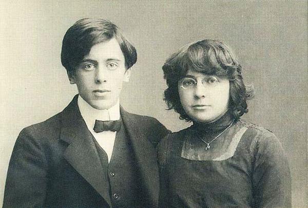 Коктебель, 1911 год, Марина и Сергей