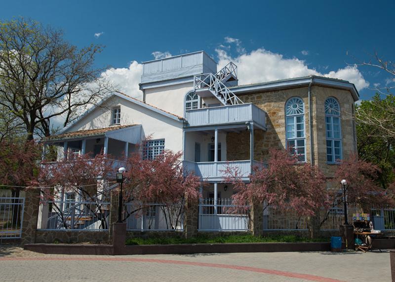 Дом музей Волошина в Коктебель
