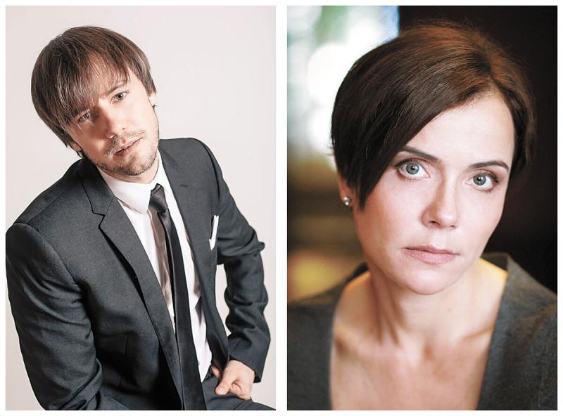 Иван Жидков и Екатерина Семенова (фото Яндекс Картинки)
