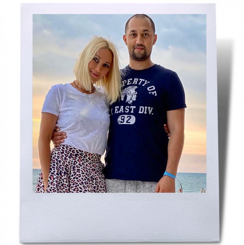 Источник: ВКонтакте Лера Кудрявцева и сын Жан