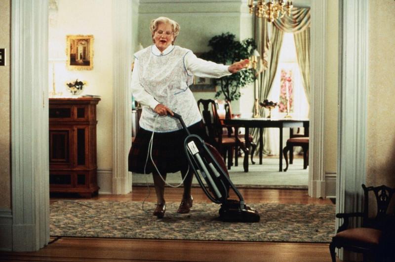 Весёлая домохозяйка...
