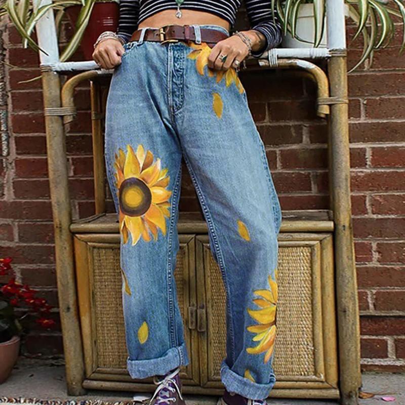 Модные женские джинсы осень-зима 2020-2021