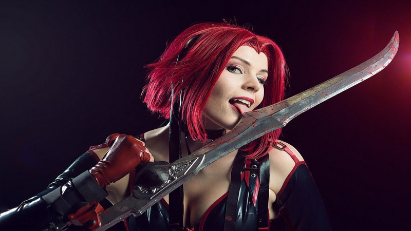 ТОП-20 примеров идельного женского косплея по BioShock и BloodRayne