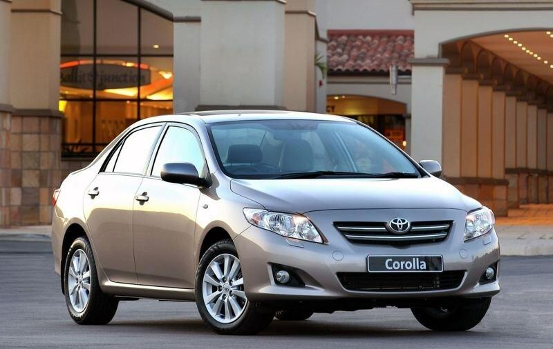 Toyota Corola.