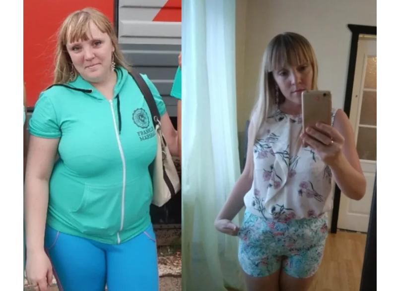 Похудела на 19 кг в 33 лет. Ускорила метаболизм и привела живот в порядок, благодаря 5 привычкам