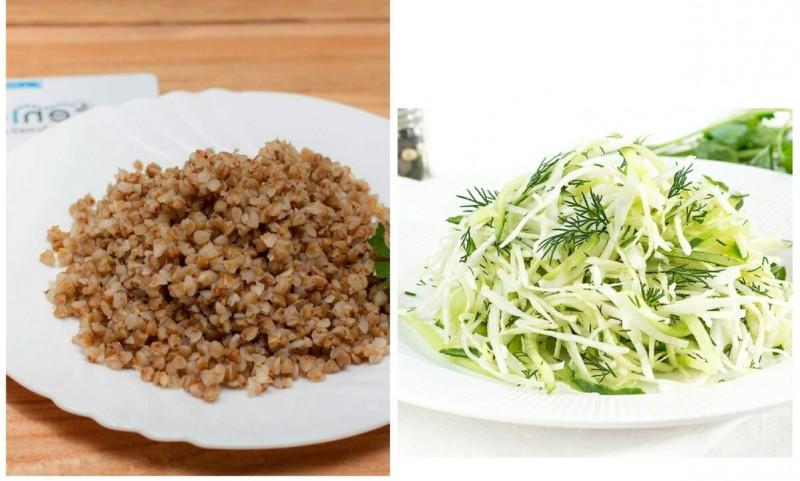 Гречка + капуста, диета на 10 дней от диетолога Маргариты Королевой. Как похудеть до 8 килограмм женщинам при климаксе