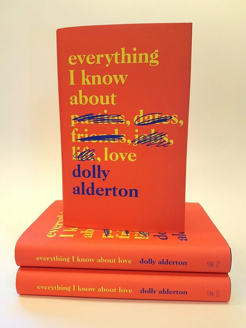 Всё, что я знаю о любви. Долли Алдертон