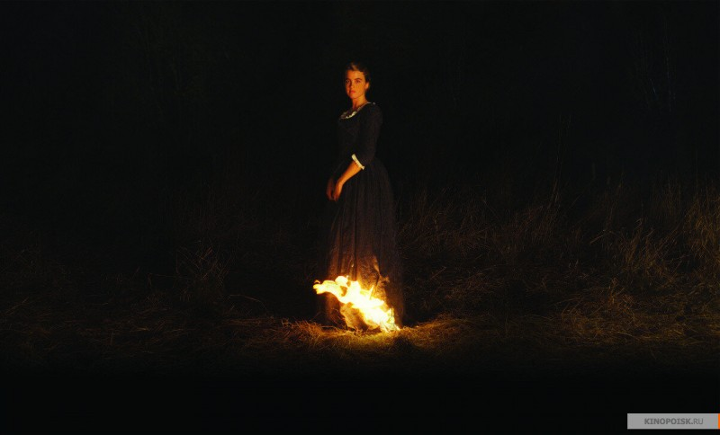 """""""Портрет девушки в огне"""". Шикарная французская драма о любви женщин в мире без мужчин"""