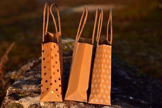 фото взято с сайта https://pixabay.com/ru/photos/сумка-бумажный-мешок-покупка-3836481/