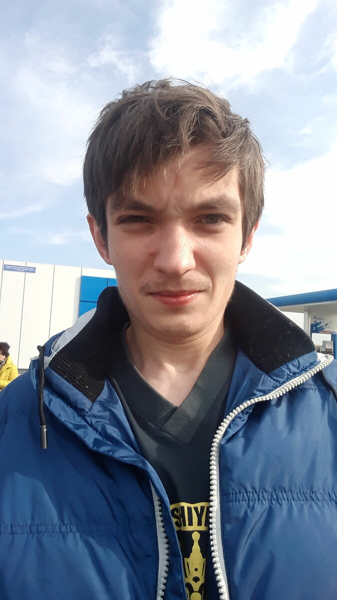 Гатилов Денис. Фото лично мое, авторское