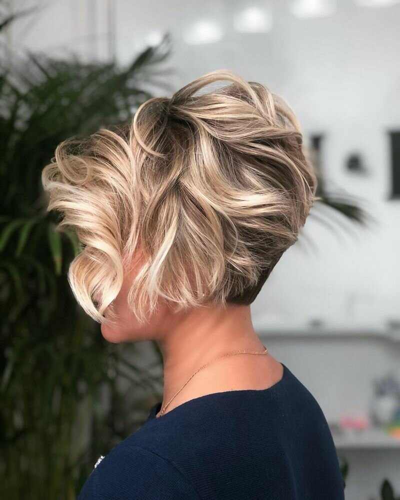 Как сделать стрижку на короткие волосы более привлекательной?