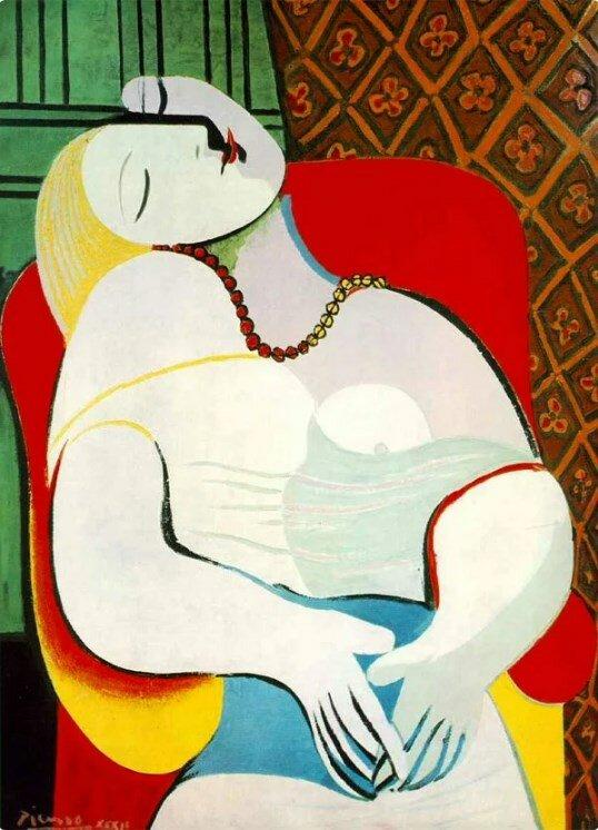 «Сон», 1932 год