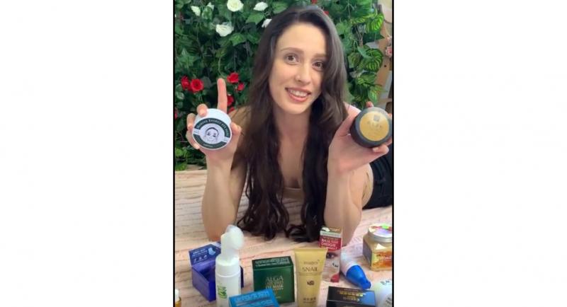 Как омолодить свою кожу на 5 лет всего за месяц с помощью азиатской косметики: опыт Марии Чернышевской
