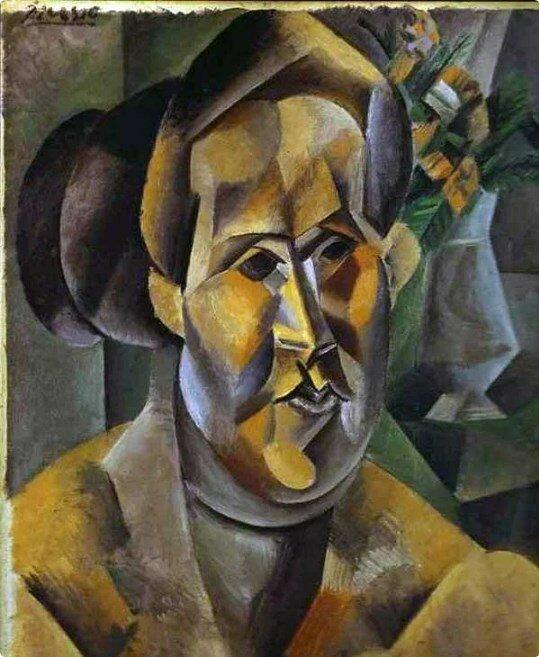 «Портрет Фернанды», 1909 год