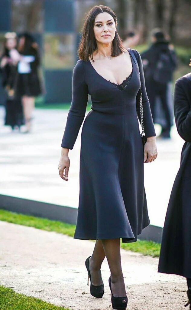 8 секретов красоты Моники Беллуччи, которая отлично выглядит в 56 лет