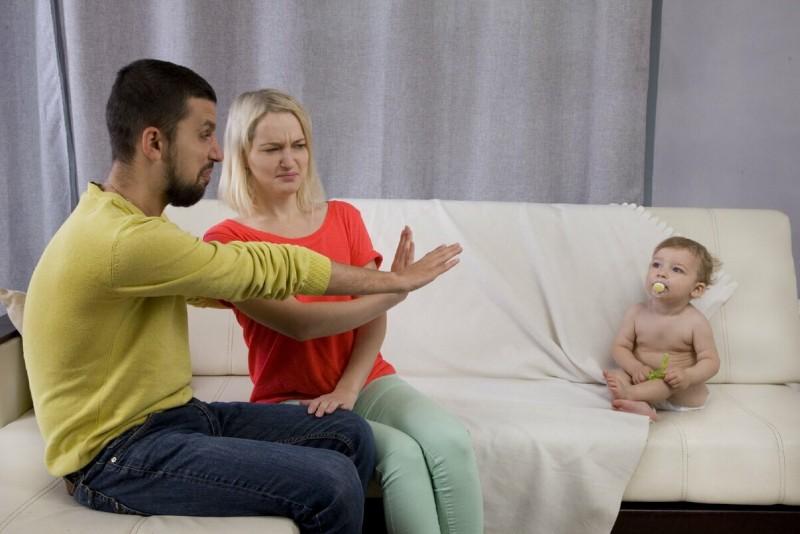 Когда женщина категорически отказывается заводить ребенка