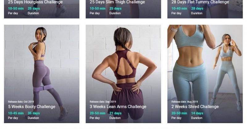 Похудела за 2 недели без диет и ограничений: методика фитнес-блогера Хлои Тинг