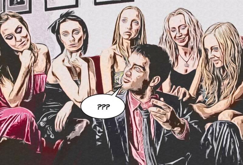 Иллюстрация к комиксу