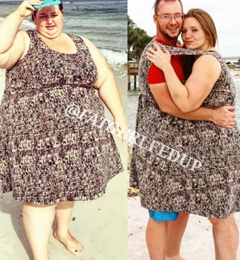 Девушка похудела на 140 кг . Невероятная история преображения!