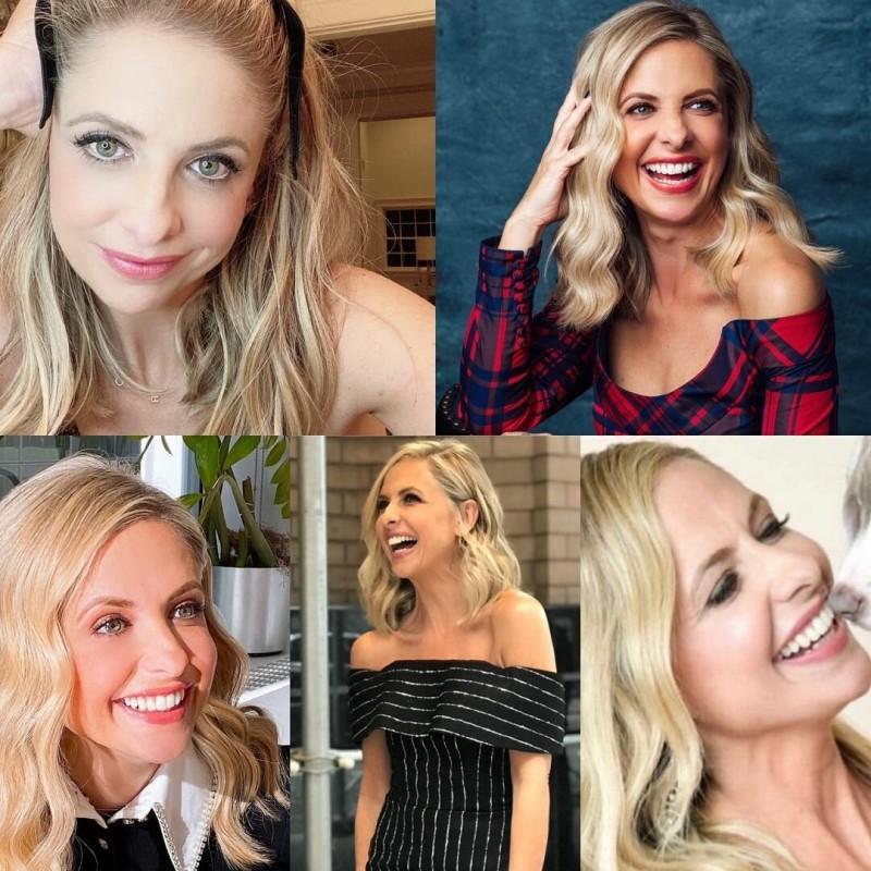 Сара Мишель Геллар - 43 года. Источник - Instagram