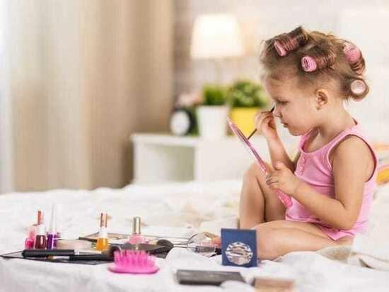 Альтернатива детской косметике