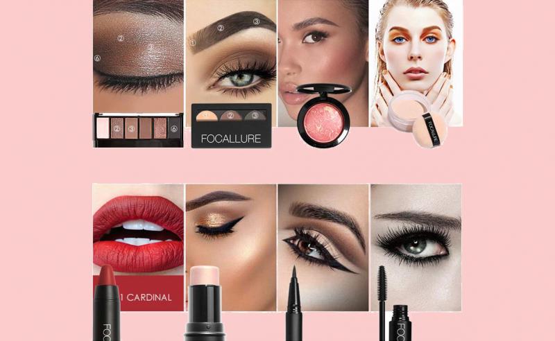 Думаете, полный набор качественной косметики стоит дорого? Вы удивитесь, что входит в комплект за 1100 рублей в Joom