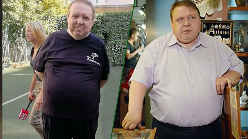Как сейчас живет звезда Александр Семчев: Похудел в половину своего веса.