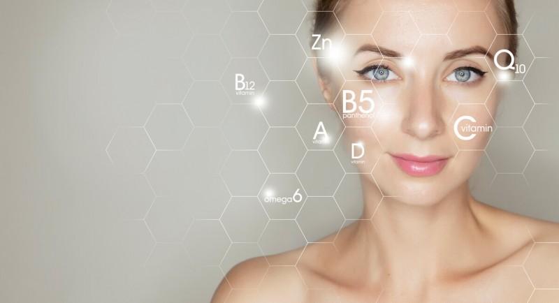9 витаминов для красоты и здоровья кожи