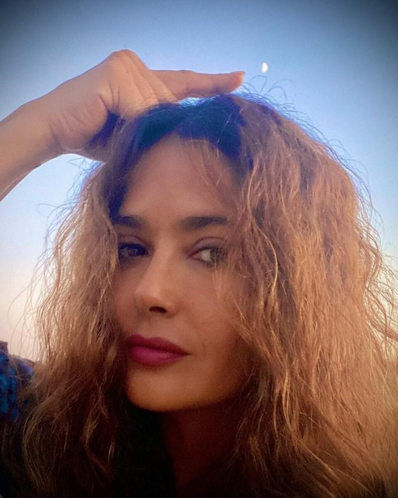 Сальма Хайек - 54 года. Источник - Instagram