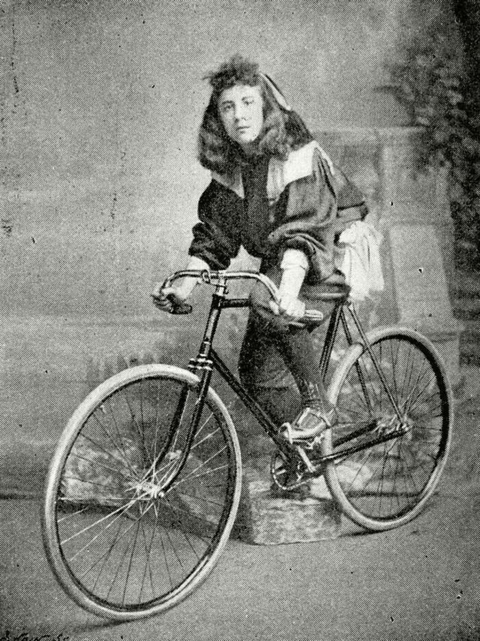 Так начинался наш велосипед — фото из общего доступа