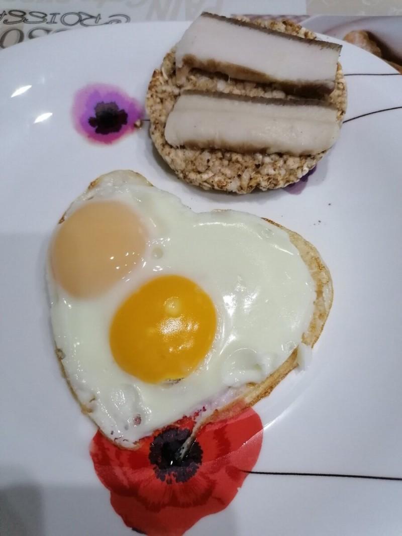 Мой завтрак.