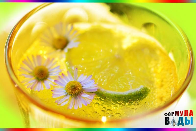 Как не насладиться такой красотой: освежающий напиток для борьбы с лишним весом