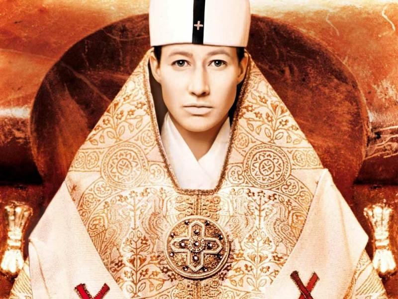 Папесса Ионесса — женщина на папском престоле