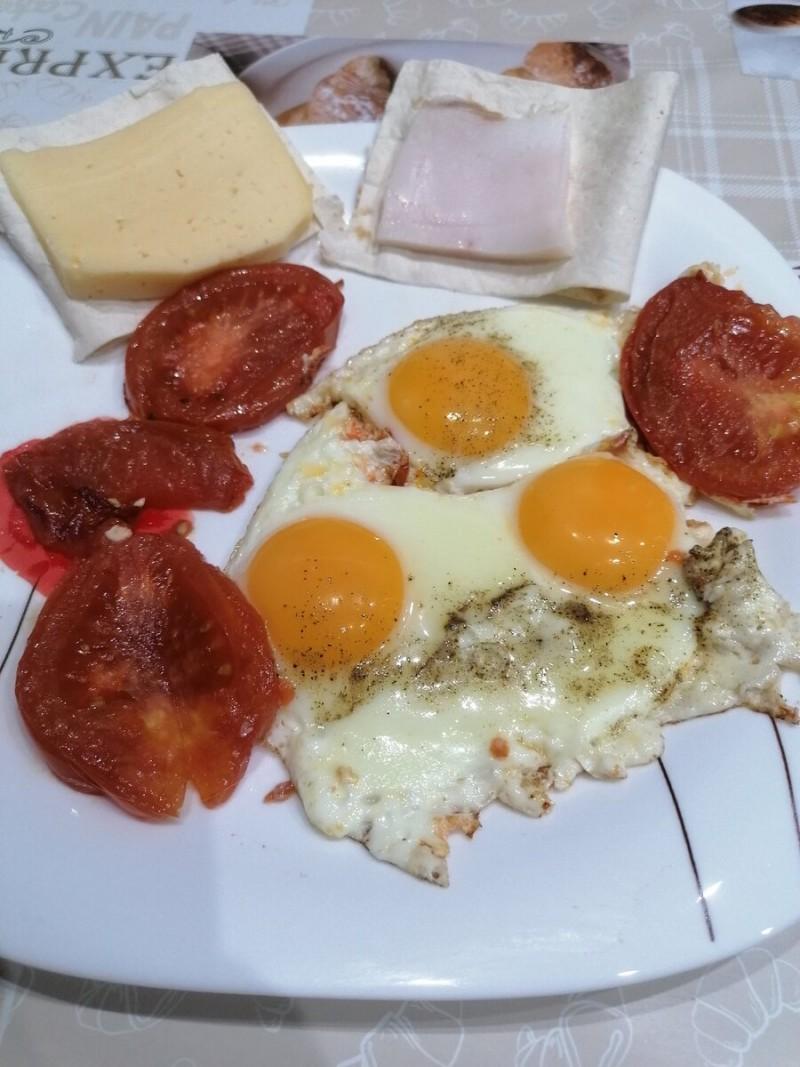 Мой завтрак 25.11.2020