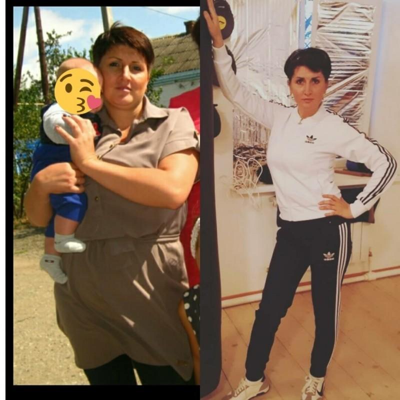 Снежана Лебединская рассказала, как похудела на 30 кг за 6 месяцев. История подписчицы