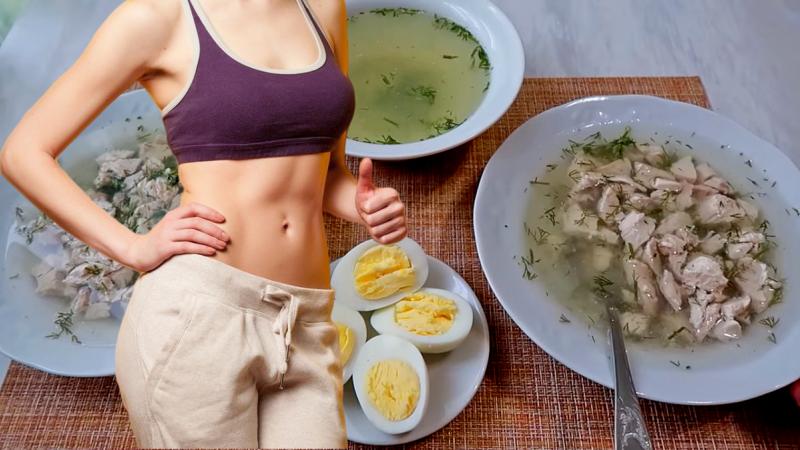 Разгрузочный день – вариант, если похудеть нужно быстро