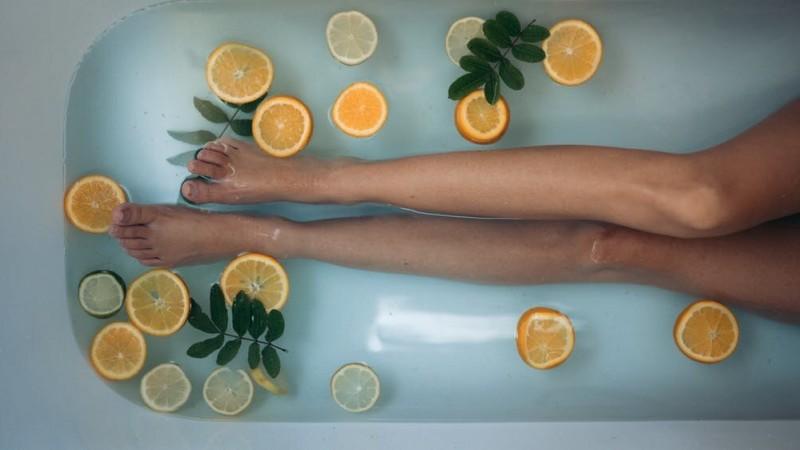 Витаминная ванна