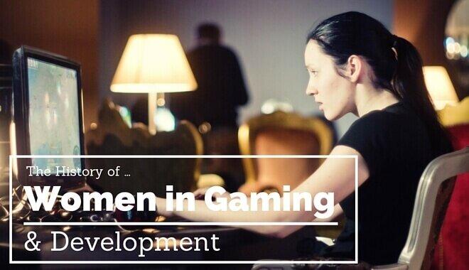 Влияние женщин на игры
