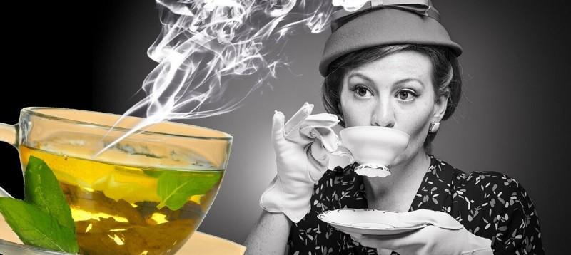 Травяные чаи для женского здоровья