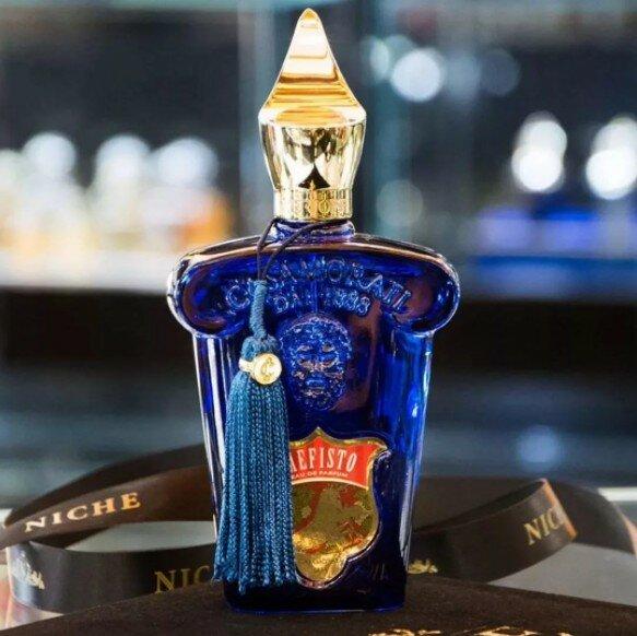 Обладающий яркой харизмой, парфюм раскрасит ваши будни яркими красками и зарядит энергией для новых свершений.