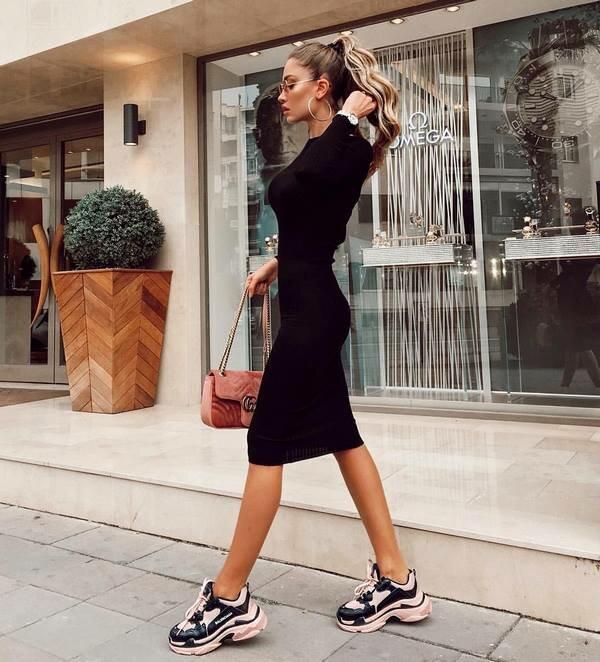 Самые модные женские кроссовки зима 2020-2021