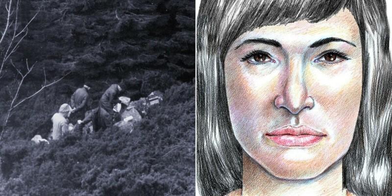 Загадка, 46 лет тревожащая Норвегию. Женщина из долины Исдален.