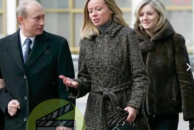 Дочери Путина