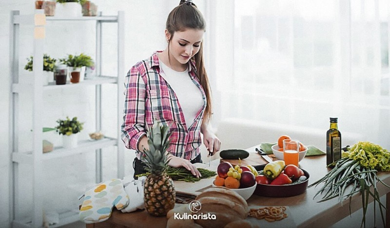 В овощах содержится много клетчатки — она дарит ощущение сытости