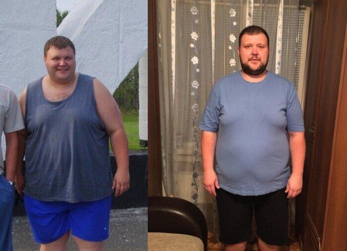 Как похудел на 41 кг Павел Синицын из Бердска. Советы и эффективные способы сбросить лишний вес