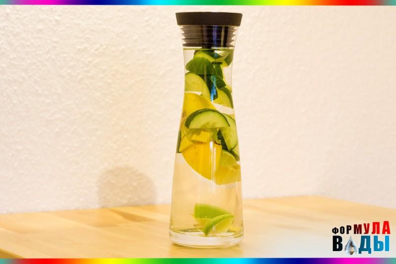 Вода Сасси для детоксикации организма и похудения / Источник фото: https://pixabay.com/