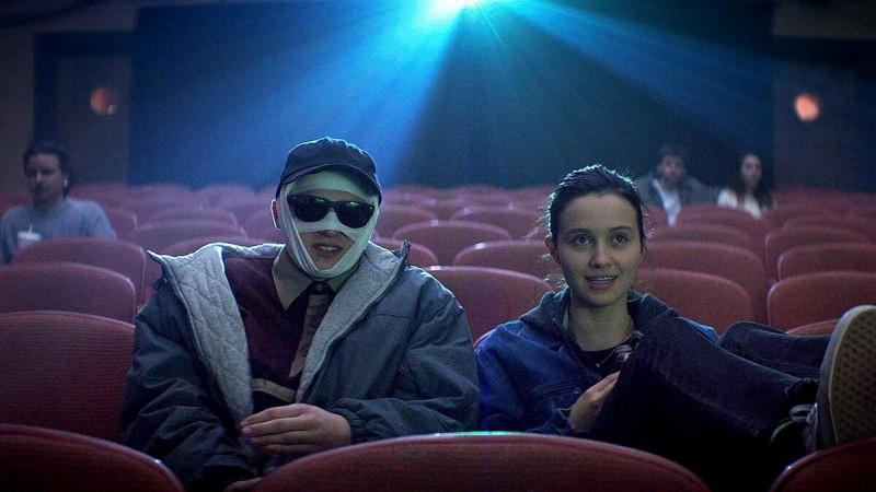 """Кадр из фильма """"Убийственная внешность""""."""