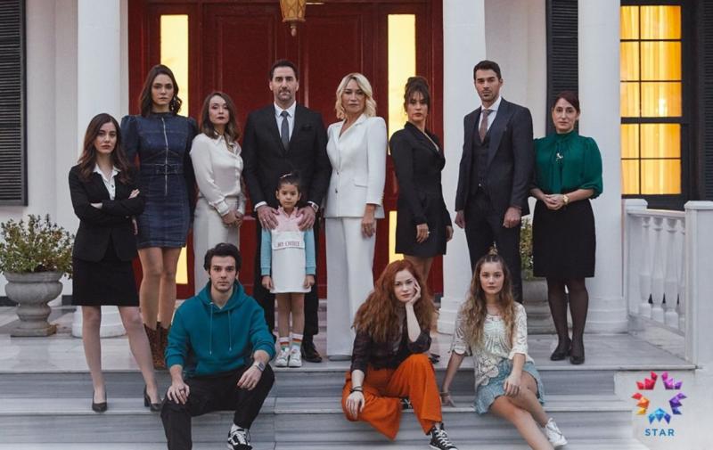 История двух женщин: премьера нового турецкого сериала Скорпион состоится уже 11 декабря